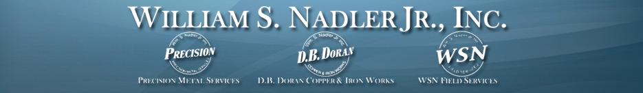William S. Nadler Jr., Inc.