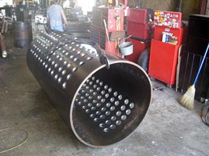 Boiler Drum Repair